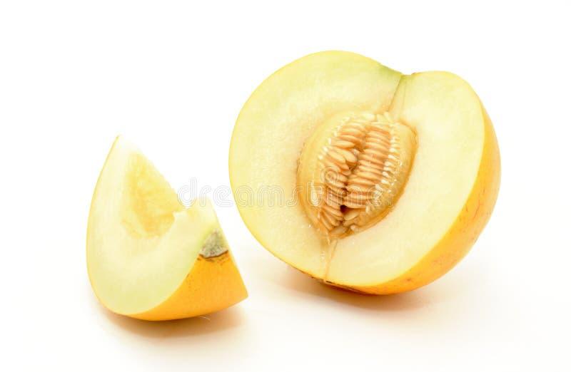 Melon jaune photographie stock