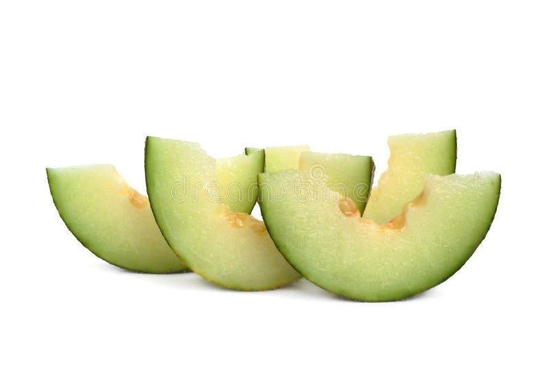 melon kantalupa fotografia stock