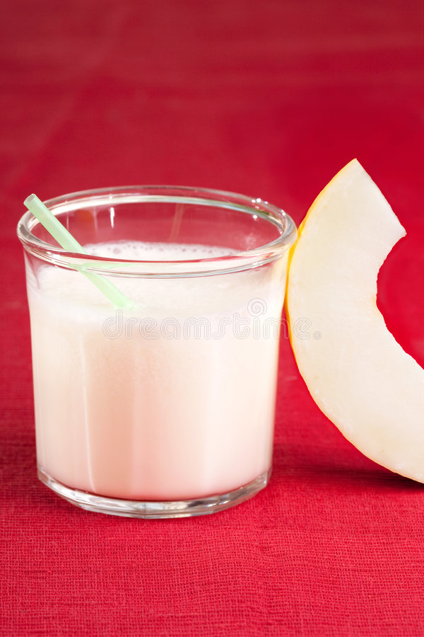 Download Melon Smoothie stock image. Image of smoothy, meal, background - 9099477