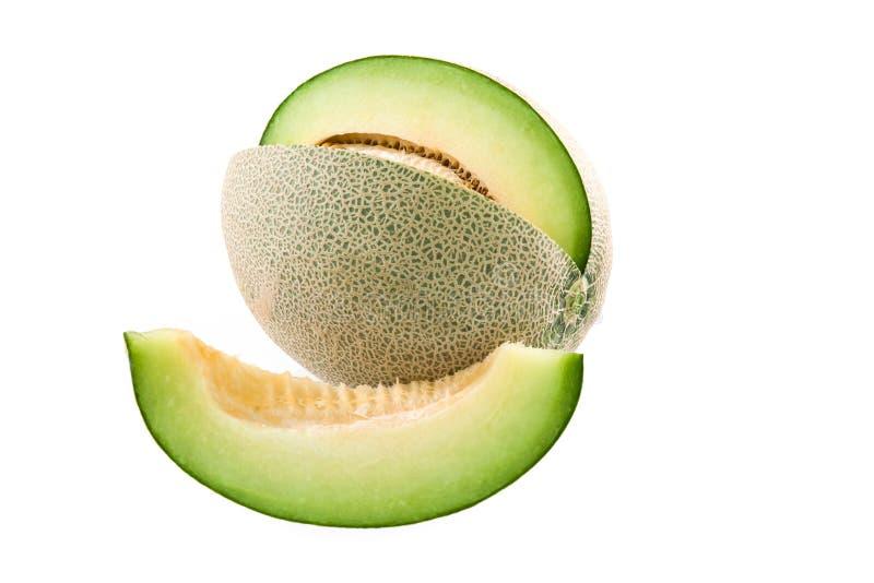 Download Melone del cantalupo immagine stock. Immagine di maturo - 55359827
