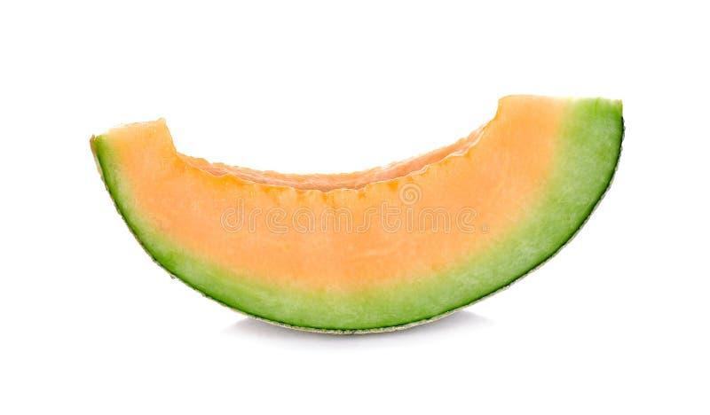Download Melone Delle Fette Isolato Sui Precedenti Bianchi Fotografia Stock - Immagine di nutrizione, frutta: 55357344