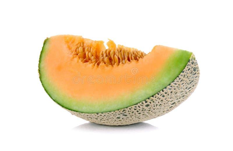 Download Melone Delle Fette Isolato Sui Precedenti Bianchi Immagine Stock - Immagine di bianco, sugoso: 55357349