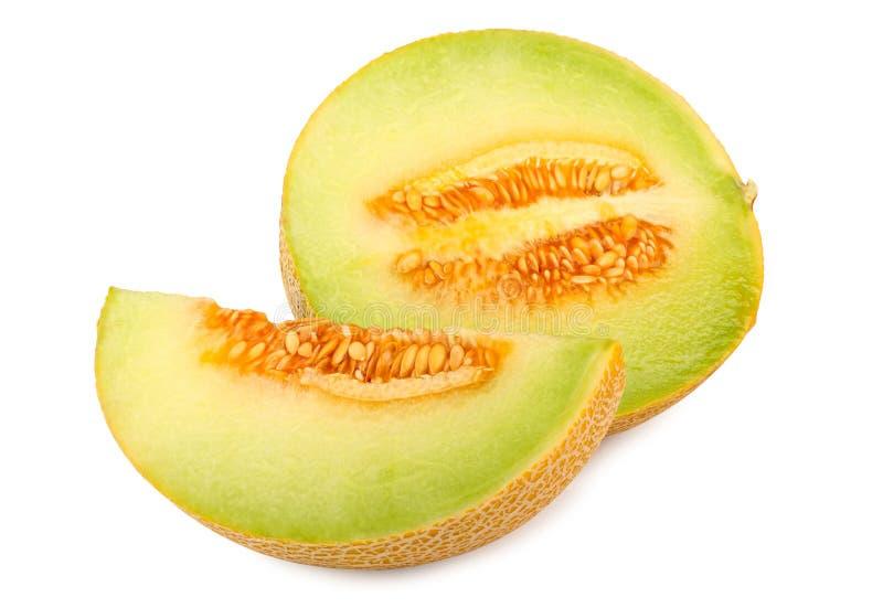 Melone I del miele di Galia fotografia stock