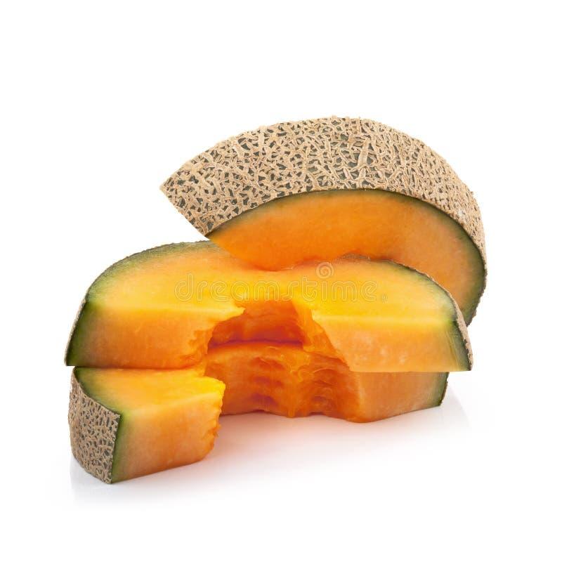 Download Melone Isolato Su Fondo Bianco Fotografia Stock - Immagine di verdura, sano: 56875576