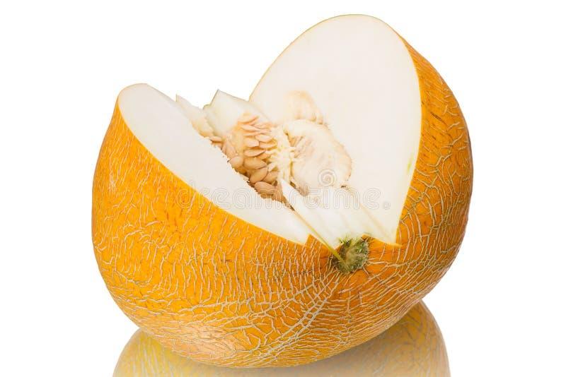 Melone maturo fotografie stock libere da diritti