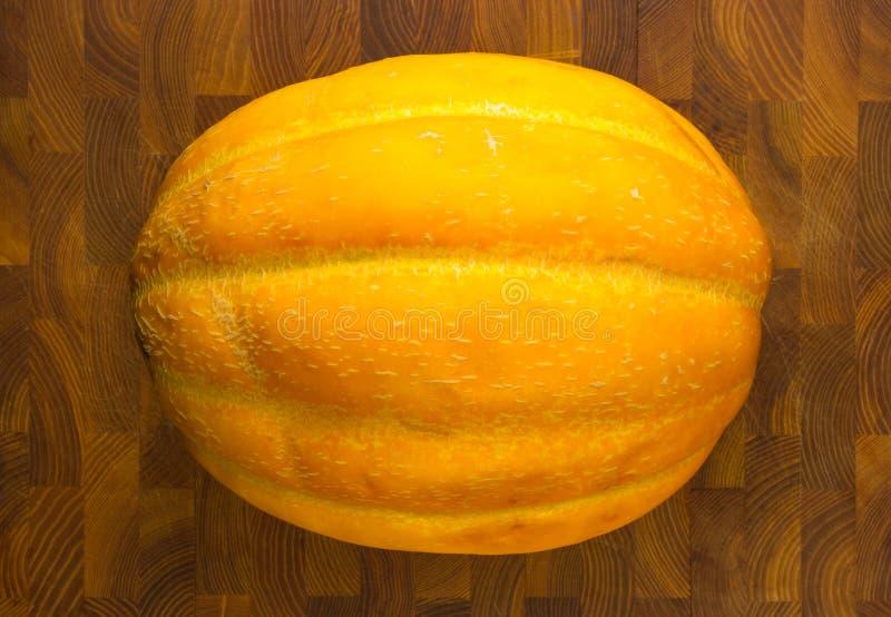 Melone sugoso maturo fotografia stock