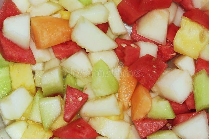Download Melones frescos foto de archivo. Imagen de tropical, pulpa - 41911232
