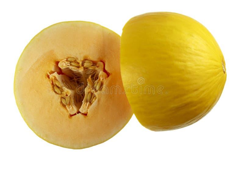 Melonowy Pomarańczowy cukierek obraz stock