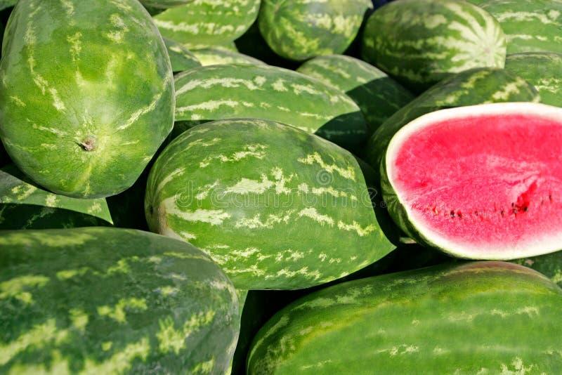 Melons images libres de droits
