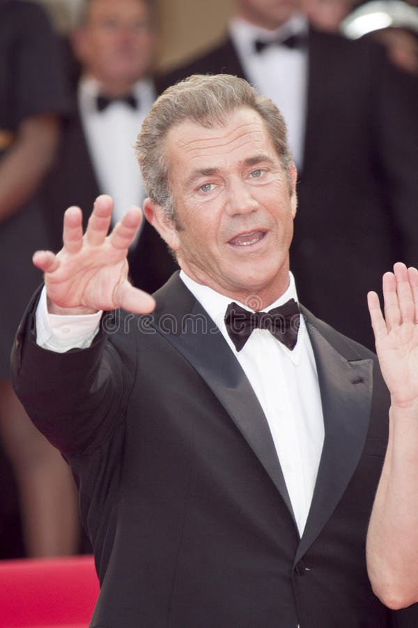 Mels Gibson photographie stock libre de droits