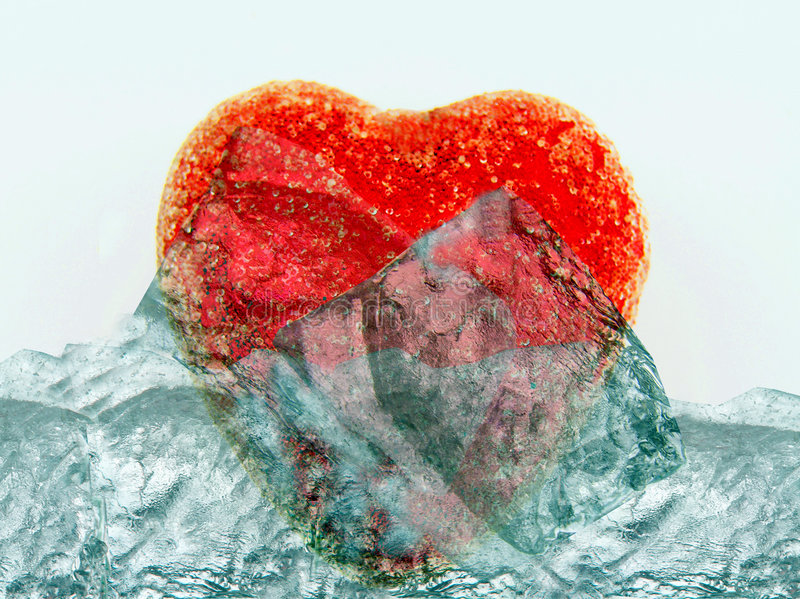 Download Melting Heart stock photo. Image of thaw, melt, sign, heart - 189006
