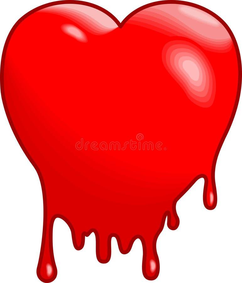 Free Melting Heart Royalty Free Stock Photo - 4254185