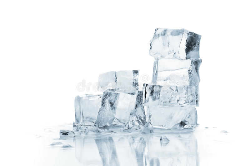 Download Melting ice cubes stock image. Image of cube, square - 16948737