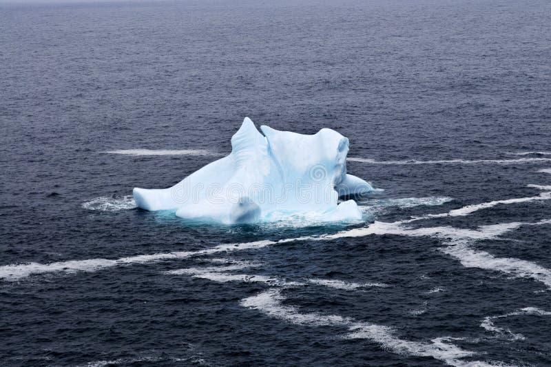 Melting Iceberg Royalty Free Stock Photo