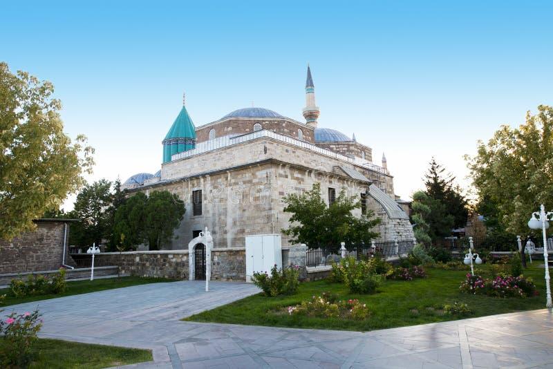 Melvani博物馆, Konya土耳其 免版税库存图片
