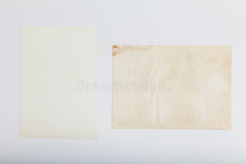 Memória da foto do vintage, fundo da imagem da família, molde fotografia de stock royalty free