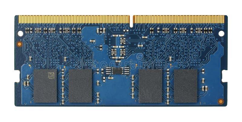 Memória RAM imagens de stock