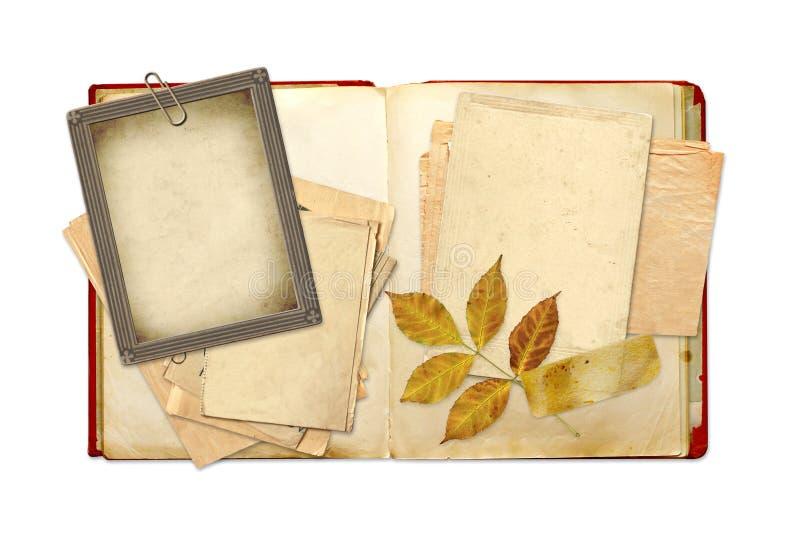 Memórias ilustração royalty free