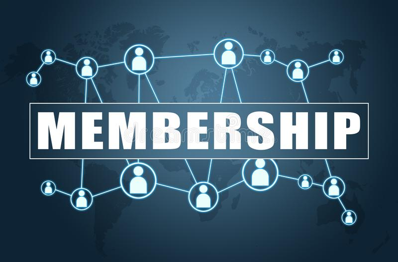membership libre illustration