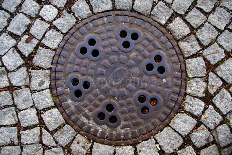 Memmingen è una città Baviera/Germania fotografia stock