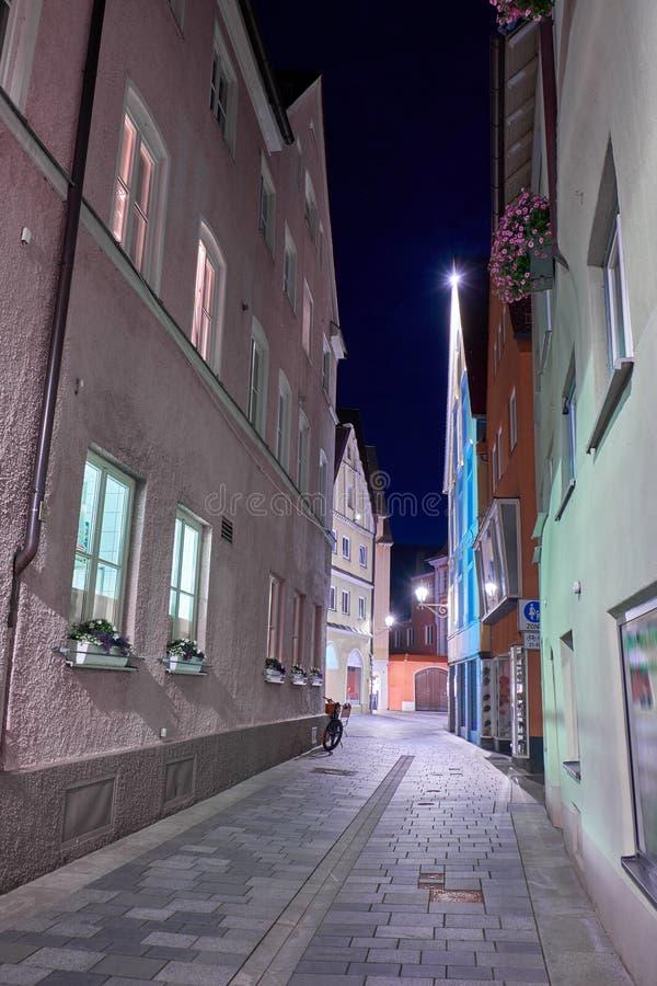 Memmingen στη Γερμανία στοκ φωτογραφία
