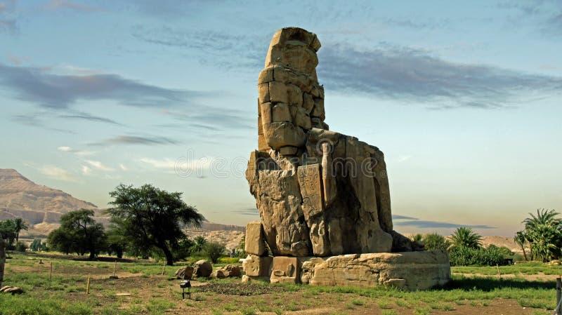 Memnon zdjęcia royalty free