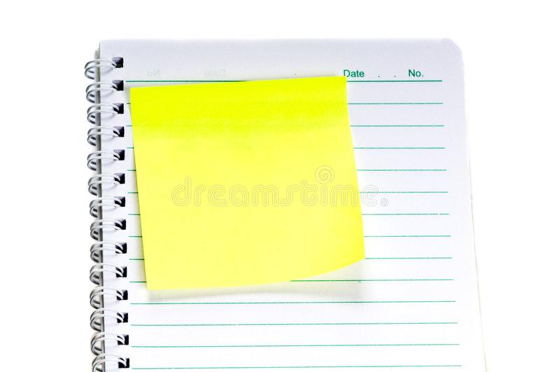 Download Memo Royalty Free Stock Photography - Image: 8083877