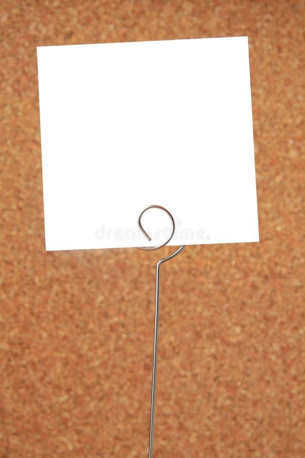 Free Memo Card Stock Photos - 5768443