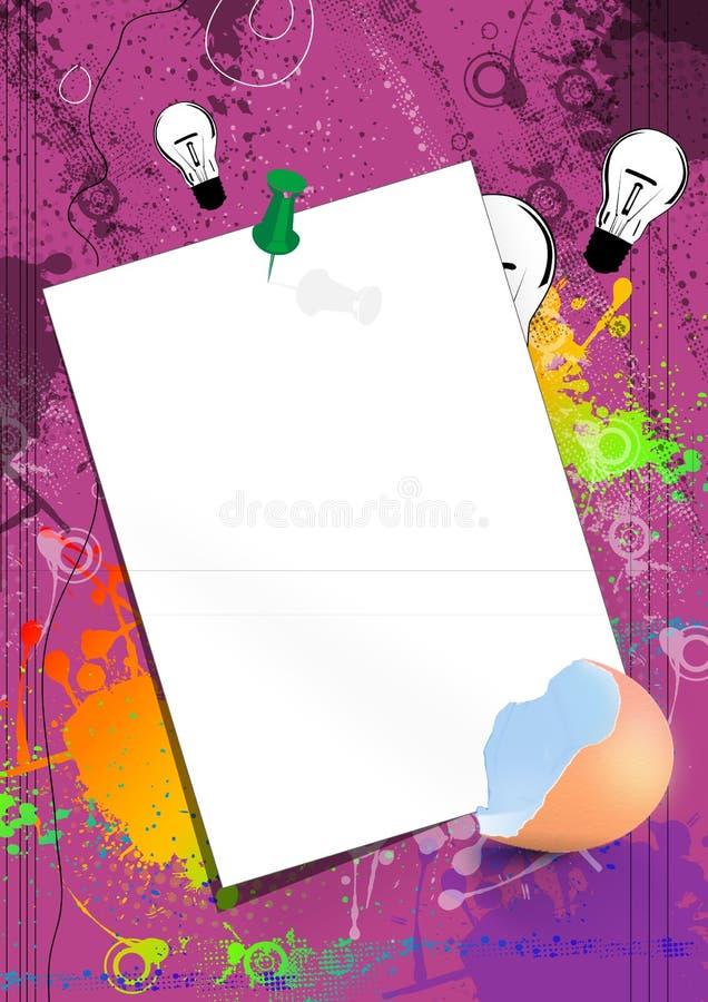 Free Memorandum Board With Decoration Royalty Free Stock Image - 11411966