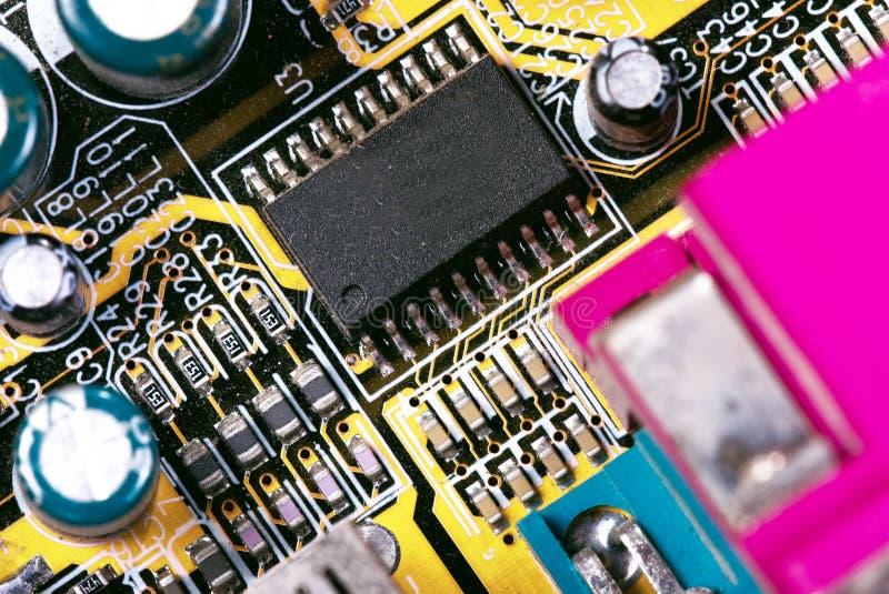 Memoria de computadora fotos de archivo