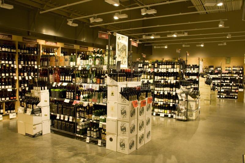 Memoria dell'alcool immagine stock