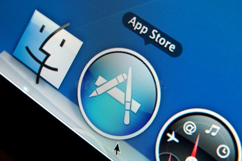 Memoria di App fotografia stock libera da diritti