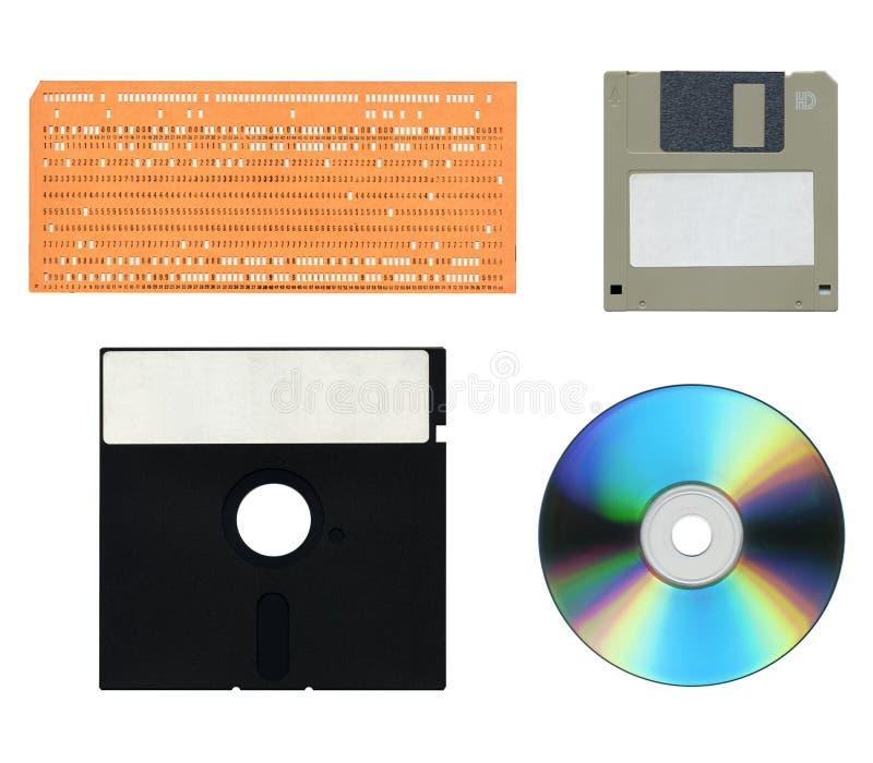 Memoria di dati del calcolatore fotografia stock