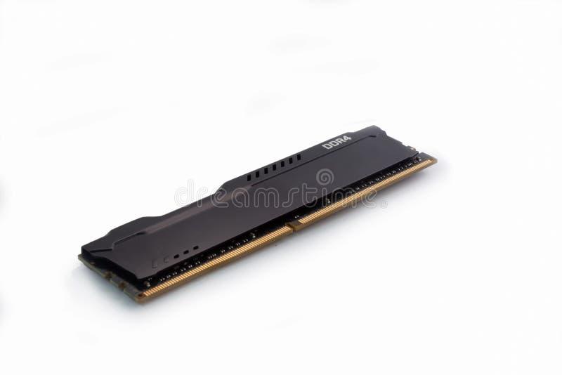 Memoria di RAM del calcolatore immagine stock libera da diritti