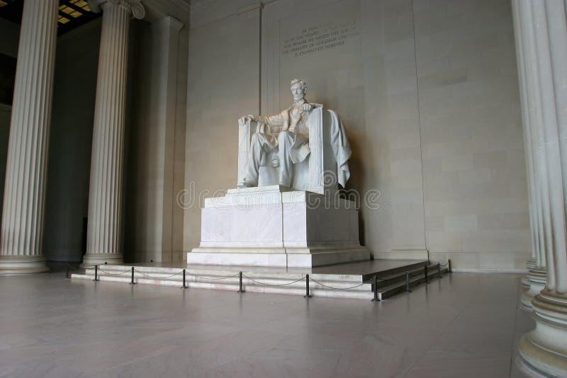 Download Memorial 2 De Abraham Lincoln Foto de Stock - Imagem: 50574