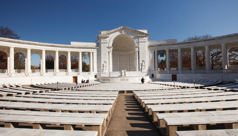 Download Memorial Amphitheater Tomb Of The Unknowns Editorial Image - Image: 28011010