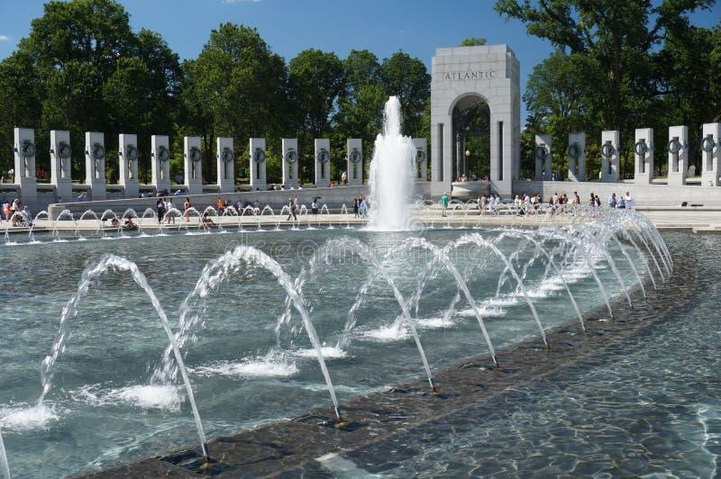 Memorial atlântico no dia D imagens de stock royalty free