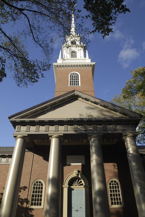 Free Memorial Church, Harvard University Royalty Free Stock Image - 11614996