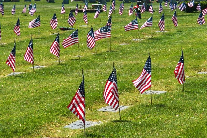 Memorial Day imagem de stock