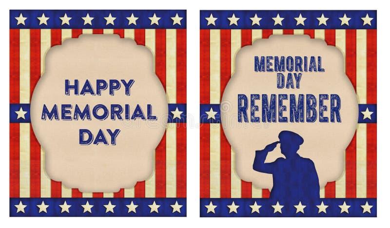 Memorial Day libre illustration