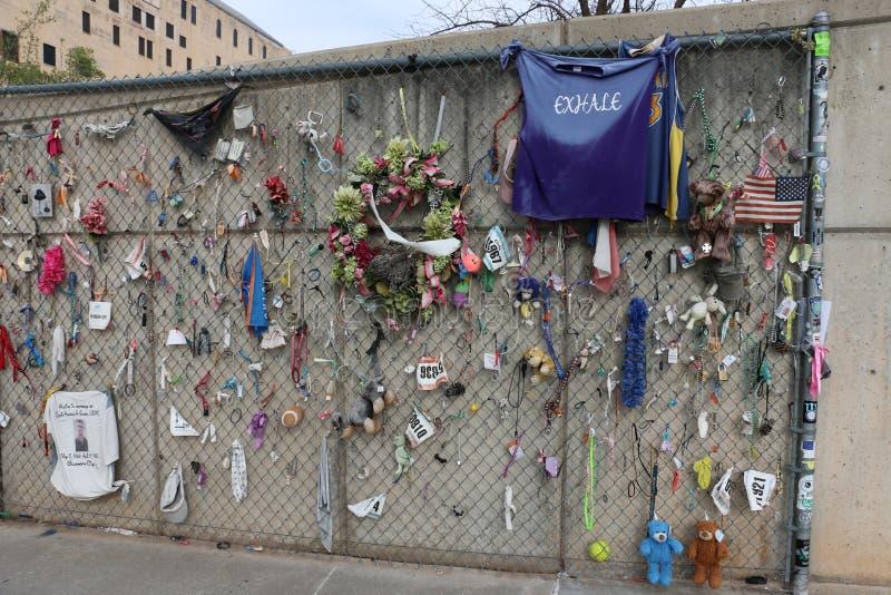 Memorial de Afred P Murrah do Oklahoma City imagem de stock royalty free