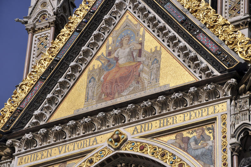 Download Memorial De Albert, Londres Imagem de Stock - Imagem de pavilion, ornate: 16866039