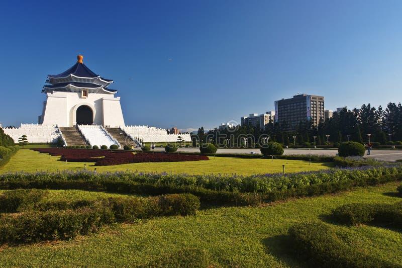 Memorial de Chiang Kai-shek fotos de stock