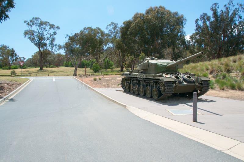 Memorial de guerra, Canberra fotografia de stock