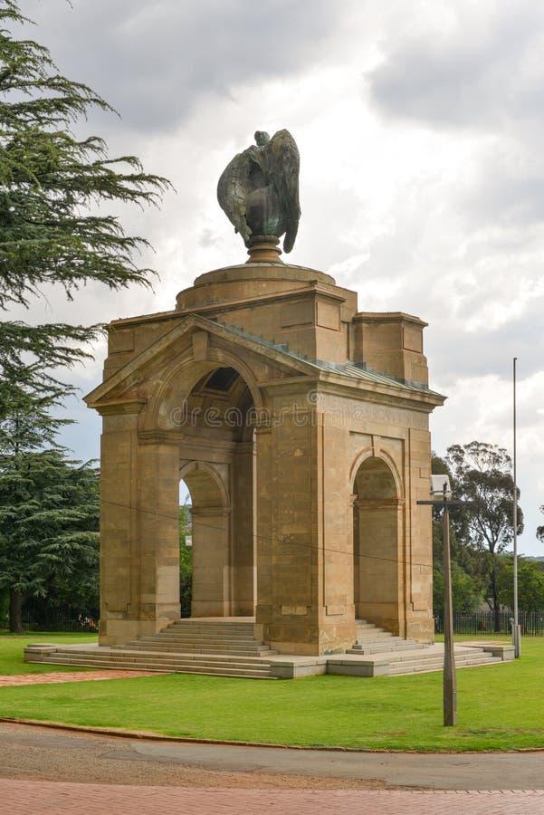 Memorial de guerra do Anglo-Boer, Joanesburgo fotos de stock royalty free