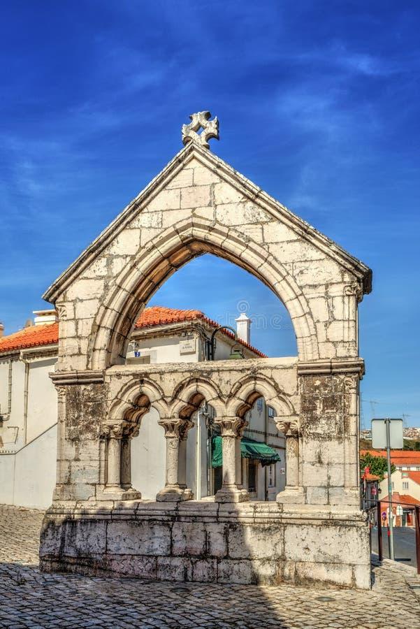 Memorial de Odivelas, Portogallo immagine stock libera da diritti