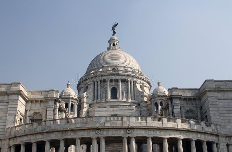 Memorial de Victoria, Kolkata fotos de stock