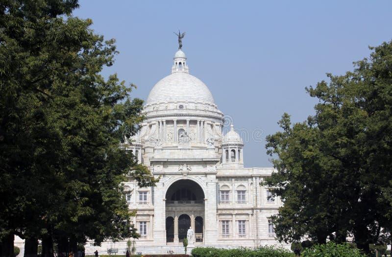 Memorial de Victoria, Kolkata imagens de stock royalty free