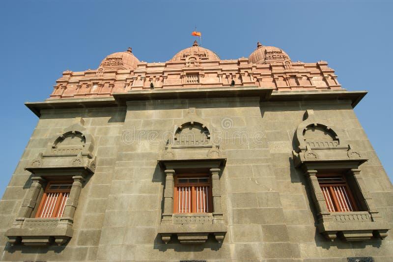 Memorial de Vivekananda foto de stock