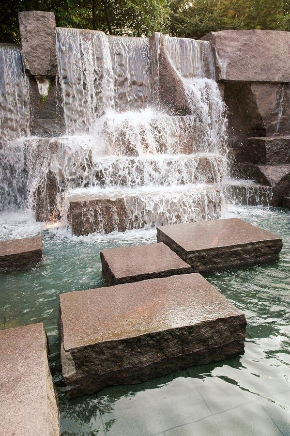 Memorial do FDR fotografia de stock